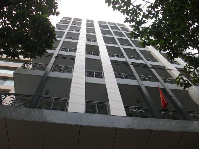 Tòa nhà 168NCT Office Buildingcó hệ thống cơ sở hạ tầng đạt tiêu chuẩn