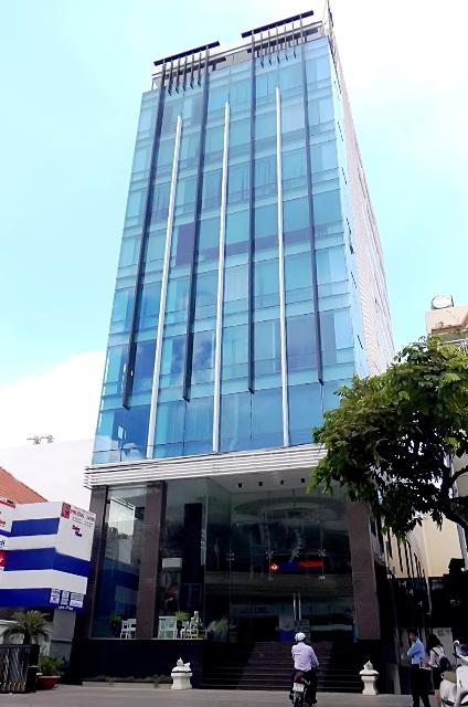 Hình ảnh thật của tòa nhà Long Phượng