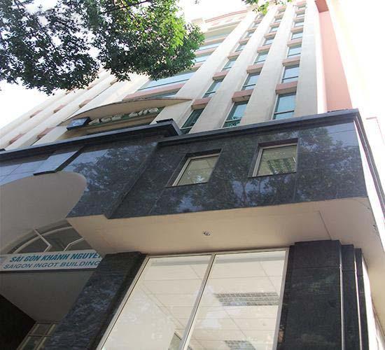 Hình ảnh thật của tòa Building