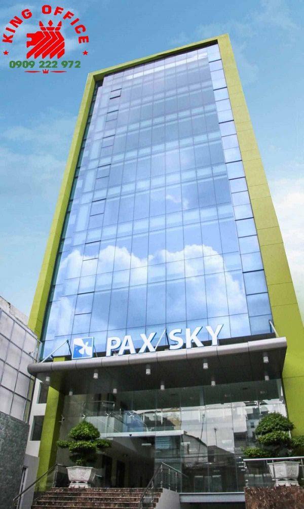 Hình ảnh cho thuê văn phòng quận 1 - Cao ốc Pax Sky Building