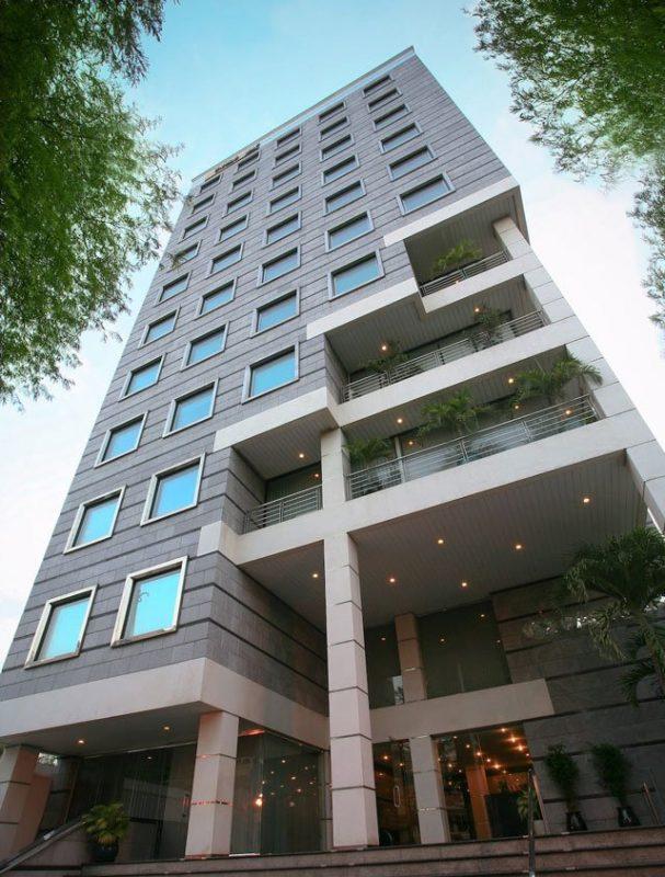 Hình ảnh tòa nhà Kingoffice cho thuê văn phòng tại HCM