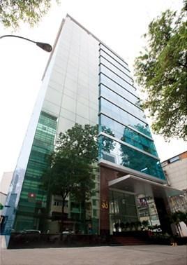 Vị trí văn phòng trung tâm thành phố, giao thông thuận tiện