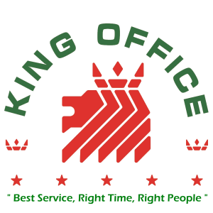 Logo king office