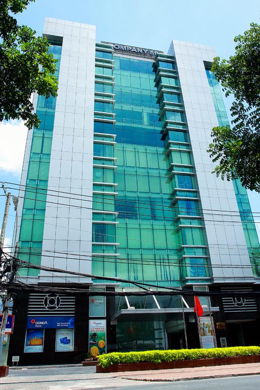 Hình ảnh tòa nhà Sài Gòn