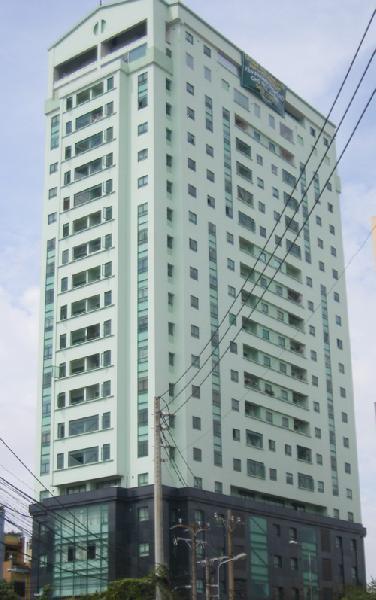 Đường Nguyễn Đình Chiểu tòa nhà Indochina Park Tower