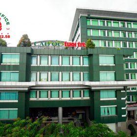 Cho thuê văn phòng Quận Phú Nhuận – Tòa nhà Báo Tuổi Trẻ Building