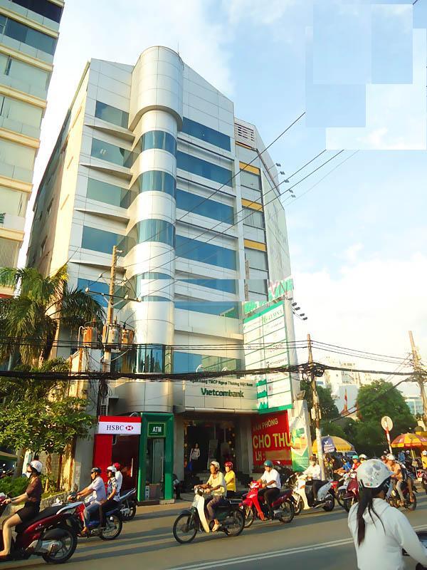 Tòa nhà Ngọc Đông Dương Building kiến trúc hiện đại