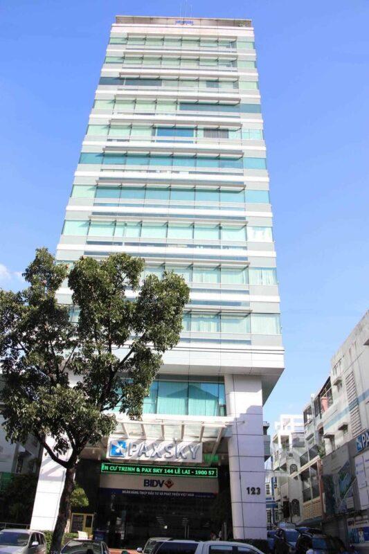 văn phòng cho thuê quận 3 Pax Sky Nguyễn Đình Chiểu