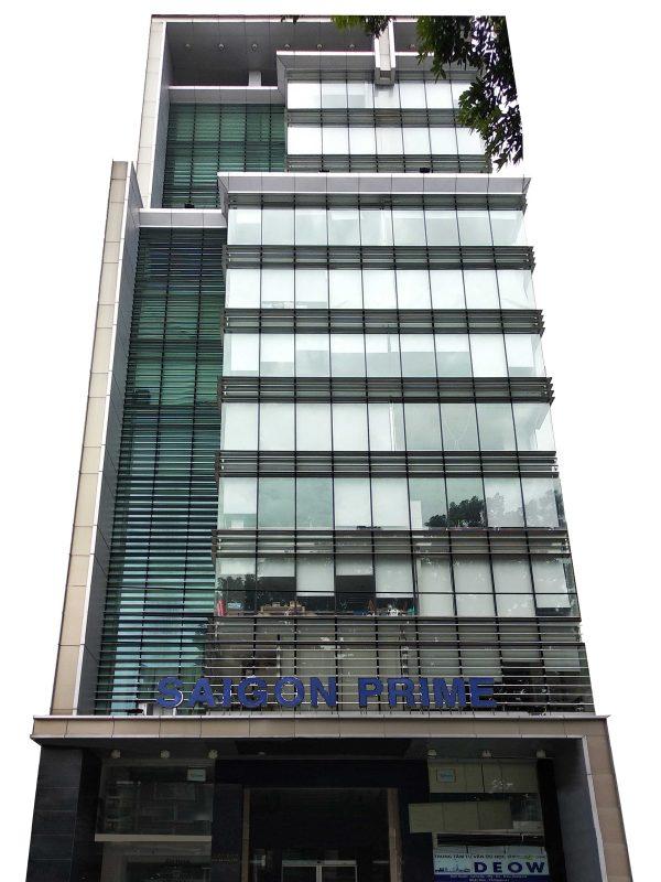 Hình ảnh tòa nhà văn phòng Saigon Prime Building