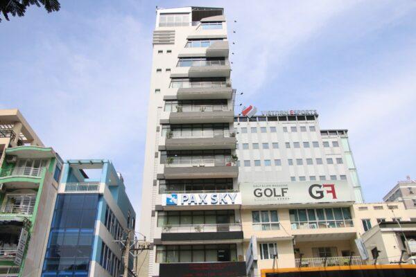 Tòa nhà Pax Sky Nguyễn Thị Minh Khai