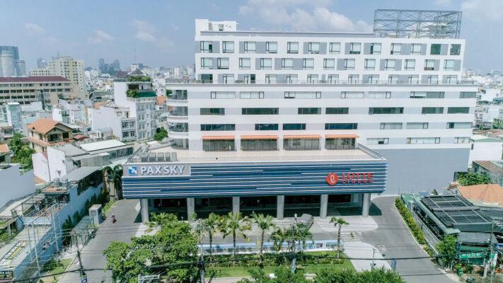 văn phòng cho thuê quận 3 Pax Sky Ung Văn Khiêm