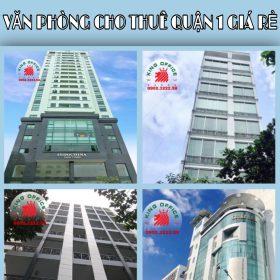 Top 4 Tòa Nhà Đề Cử Cho Hạng Mục Văn Phòng Cho Thuê Quận 1 Giá Rẻ