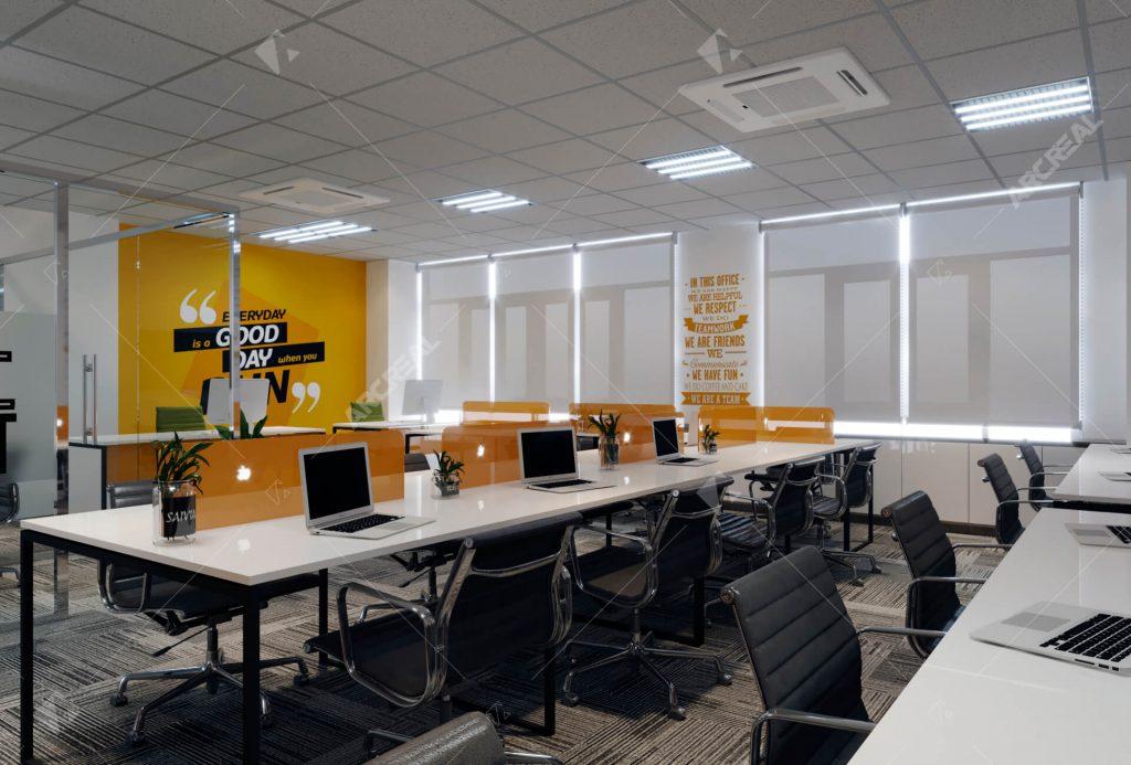 Hình ảnh minh họa văn phòng trọn gói