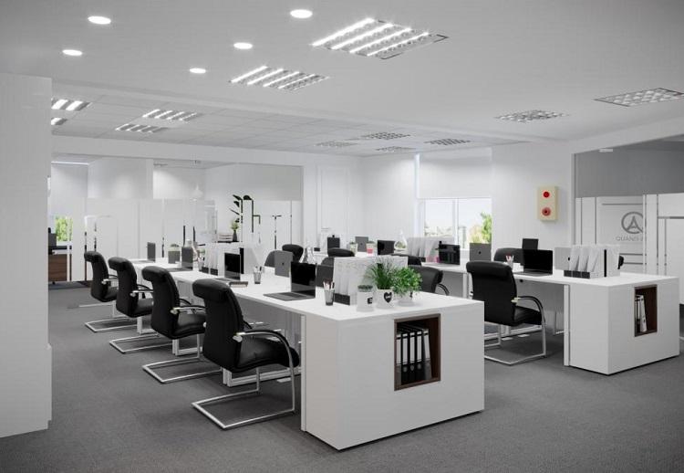 Hình ảnh minh họa văn phòng cho thuê