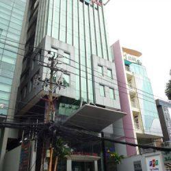 Bitexco Nam Long Building tọa lạc trên mặt tiền đường Võ văn Tần