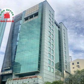Cho thuê văn phòng Quận 1 – Tòa nhà VTP Building