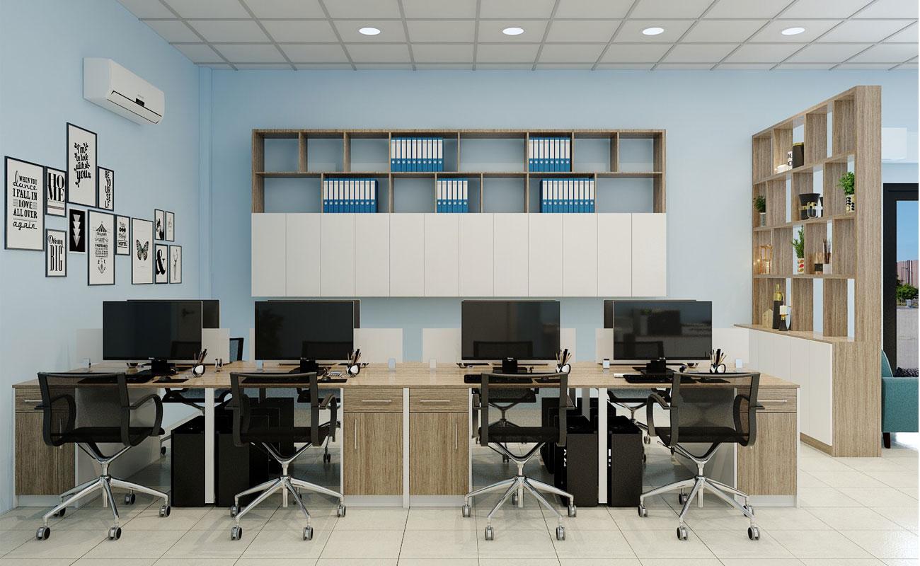Các đại lý cho thuê sẽ giúp bạn dễ dàng tìm thấy văn phòng cho thuê trong khu vực
