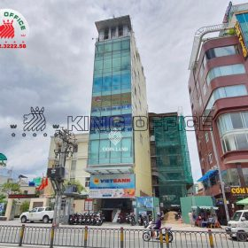 Cho thuê văn phòng Quận Bình Thạnh – Tòa nhà Đại Việt Building