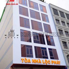 Cho thuê văn phòng Quận Tân Bình – Tòa nhà Lộc Phát Building