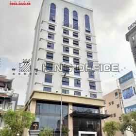 Cho thuê văn phòng Quận Tân Bình – Tòa nhà  Mộc Gia Building Bạch Đằng