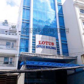 Cho thuê văn phòng Quận Tân Bình – Tòa nhà Lotus Building