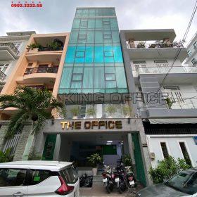 Cho thuê văn phòng Quận Bình Thạnh – Tòa nhà The Office Building