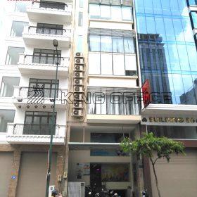 Cho thuê văn phòng Quận Tân Bình – Tòa nhà  VOL 2 Building