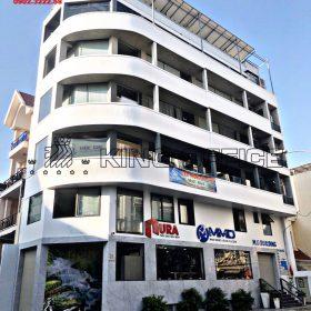 Cho thuê văn phòng Quận Tân Bình – Tòa nhà  M.G Building