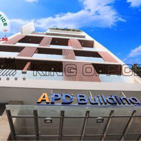 Cho thuê văn phòng Quận Tân Bình – Tòa nhà  APD Building