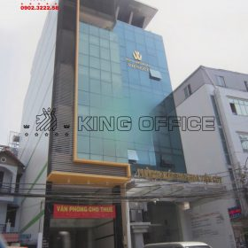 Cho thuê văn phòng Quận Tân Bình – Tòa nhà  TPT Building