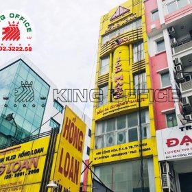 Cho thuê văn phòng Quận Tân Bình – Tòa nhà Hồng Loan Building