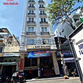 Cho thuê văn phòng Quận Tân Bình – Tòa nhà Trung Nam Building