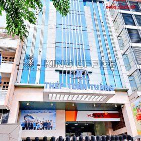 Cho thuê văn phòng Quận Tân Bình – Thép Toàn Thắng Building