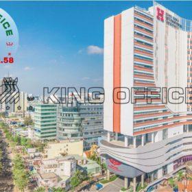 Cho thuê văn phòng Quận Bình Thạnh – ĐH Hồng Bàng Building