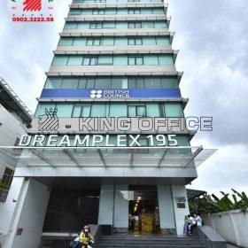 Cho thuê văn phòng Quận Bình Thạnh – Tòa nhà Dream Plex Building