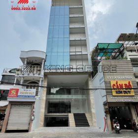 Cho thuê văn phòng Quận 3 – Tòa nhà E.Work Building