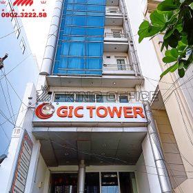 Cho thuê văn phòng Quận Bình Thạnh – Tòa nhà GIC Building Điện Biên Phủ