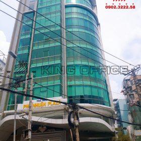 Cho thuê văn phòng Quận Phú Nhuận – Tòa nhà Phú Nhuận Plaza Building