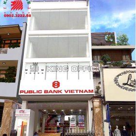 Cho thuê văn phòng Quận Bình Thạnh – Tòa nhà Public Bank Building
