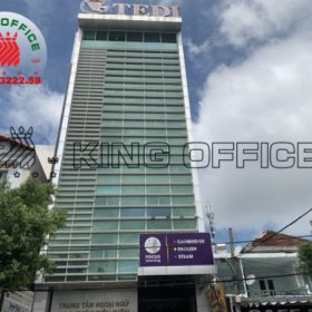 Cho thuê văn phòng Quận Bình Thạnh – Tòa nhà Tedi Building