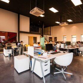 Kinh nghiệm thuê văn phòng chia sẻ quận 7