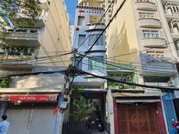 Cao ốc cho thuê văn phòng quận 4 tại HẢI HƯƠNG BUILDING tọa lạc tại đường Lê Quốc Hưng