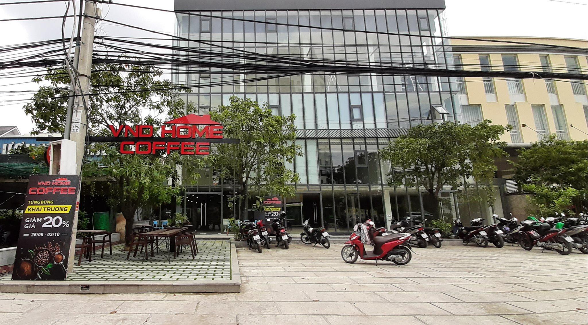 cao ốc văn phòng cho thuê VND Home Building